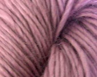 Alpaca Yarn Co Astral Yarn in pink color #8779 Libra