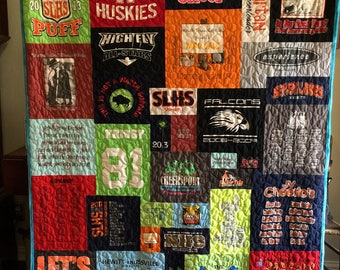 T-shirt quilts memory quilts custom quilts by RaeSewCreative : t shirt quilt order - Adamdwight.com