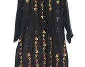 Original Agha Noor black silk kurti, women's clothing, Free Shipping
