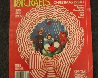 McCall's Needlework & Crafts Winter 1979