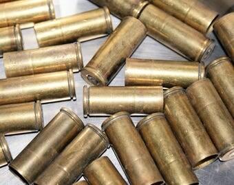 25ct - 45 COLT Spent Brass Bullet Shells Casings w/ Patina Empty Inert Altered Art Reloading Craft Supplies Jewelry Findings Steampunk