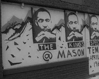 MLK Mason Temple Speech