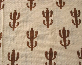 Ivory Cotton Basket Weave Fabric Textured Cotton Pillow Fabric