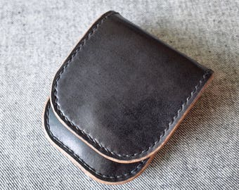 Clayton Shell Cordovan Coin Case/Pouch/Purse