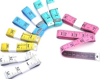 Tailoring Tape Measure Metric & Imperial Goldfish