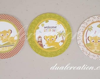 baby lion king tags