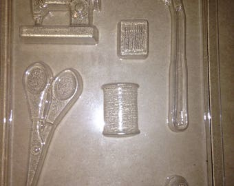 J105 - Chocolate Novelty Mold - Sewing Kit