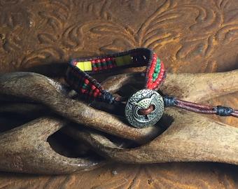420 hippie bracelet