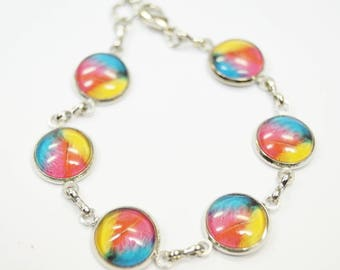 Bracelet colourful