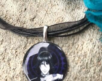 Sebastian Black Butler Necklace Pendant