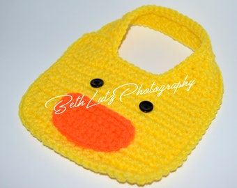 Baby Shower Gift Boy. Newborn Baby Boy Bib, Baby Ducky Bib, Duck Baby Boy Gift, Infant Boy Bib, Newborn Ducky Baby Boy Bib, New Baby Gift