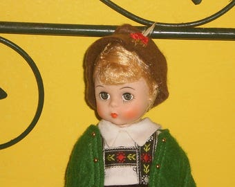 Madame Alexander Austria Boy doll