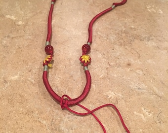 Knotted Necklace Cords