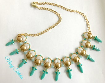 Ancient Ruins Necklace