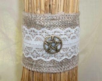 Besom, Witches Besom, Broom, Handfasting Broom, Handmade Broom, Ritual Tool, Cleansing Tool, Magical Tool