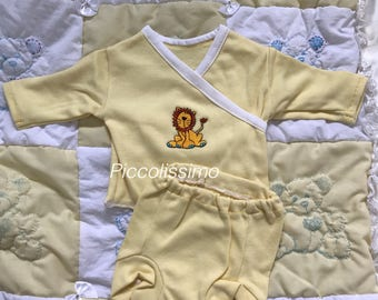"""18"""" lion vest set"""