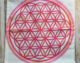 FLower of Life Cloth