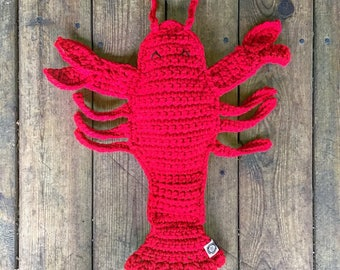 Lobster Stuffed Toy