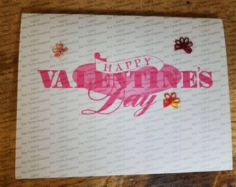 Tatted Notecards - Valentine's Day Cards