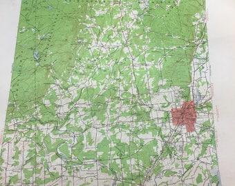 USGA Topographical Maps