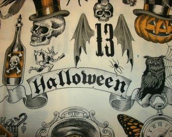 Free Shipping! of 2 Halloween, Sofa Pillow Covers, Throw Pillow Covers, Toss Pillow Covers, Holiday Home Decor, Pumpkins, Skulls, Bats,