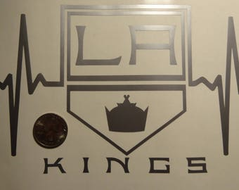 Los Angeles Kings life decal