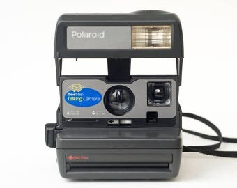 Polaroid One Step Talking Camera