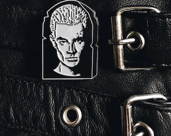 Spike, Buffy The Vampire Slayer, Enamel Pin.