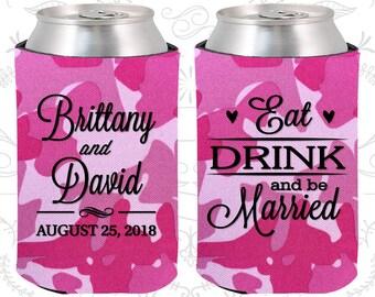 Pink Camouflage Wedding, Pink Camouflage Wedding Favors, Pink Camouflage Wedding Gift, Pink Camouflage Party Favors (30)
