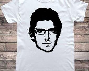 Louis Theroux Funny Meme T-Shirt