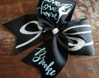 Live Love TWIRL Bow