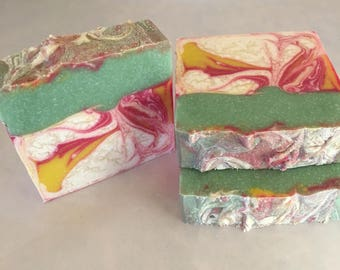 Handmade Calypso Sun Soap Bar