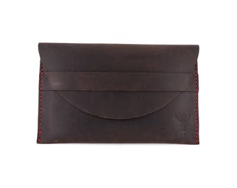 Handmade Leather Kindle Case, iPad Case, Tablet Case, Leather Tablet Case