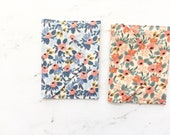 Fabric Envelopes, Gifts for her, Rifle Paper Co, Fabric stationary
