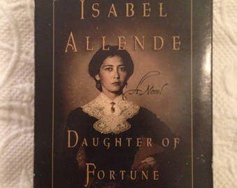 Isabel Allende: Daughter of Fortune, Unabridged Audio Cassettes, Read by Blair Brown