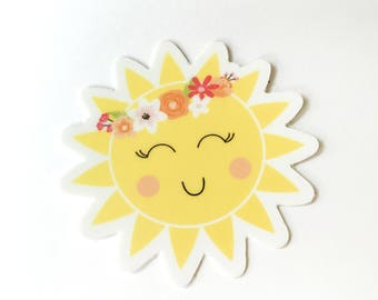 Sunshine Stickers