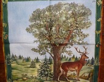 Paper towel / deer paper Napkins