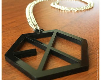 EXO . Necklace KPop