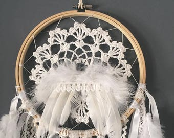 Dream angel wing all white