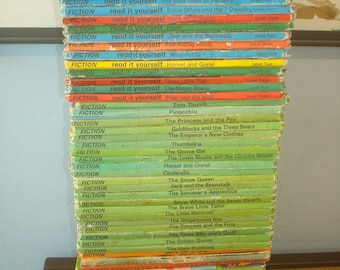 Set of 59 Ladybird Mixed Series Fiction Books. All in good condition or better
