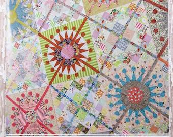 Queens Cross Quilt Pattern - Jen Kingwell - JKD 5941