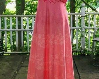 Vintage Leslie Fay Garden Party Dress