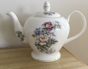 Vintage Royal Patrician Aurora Teapot