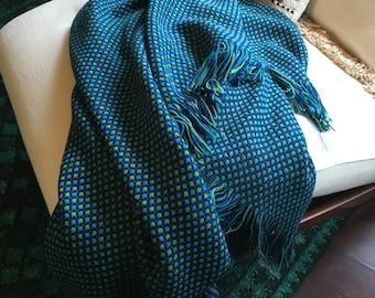 Vintage Mid Century Pendleton Wool Blanket - Throw Blanket