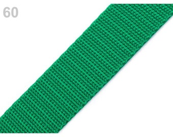 60 - Strap 30 mm polypropylene grass green