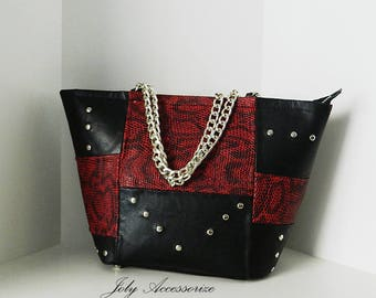 bag, handmade bags, handmade, leather bags, leather bags, leather bracelets, studs, made in italy, gift idea