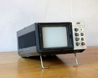 JVC Monitor, Video Monitor, Old Television, Old TV, Old Monitor, JVC Colour Video Monitor, Gadget Gift, Electronic Gadget, Gadget Lover Gift