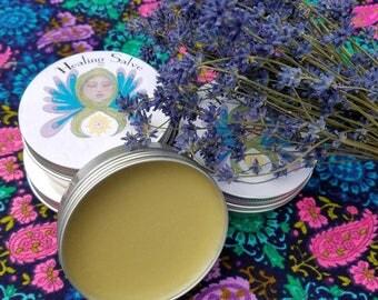 Herbal Healing Salve 4 oz.