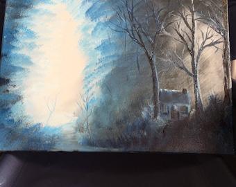 Mystical Cob Cottage