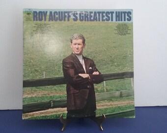 Roy Acuff - Greatest Hits - Circa 1975